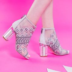 Katy Perry 'The Nakano' Beaded Ankle Boots