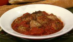 the chew | Recipe  | Michael Symon's Ricotta Meatballs