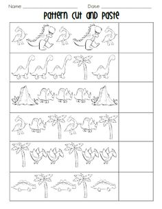 1000 images about dinosaurs on pinterest worksheets learning numbers and the dinosaurs. Black Bedroom Furniture Sets. Home Design Ideas