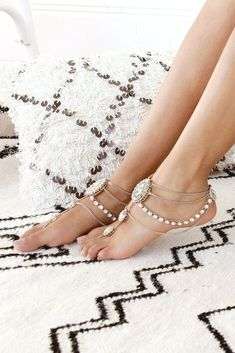 Heavenly Barefoot Sandals in gold or silver! NEW to forever soles. Perfect for your beach wedding. Order yours now!