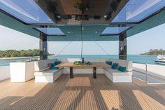 Sunreef Supreme 68 Sailing - Sunreef Yachts