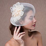 Women's+Organza+Headpiece-Wedding+Fascinators+/+F...+–+USD+$+6.99