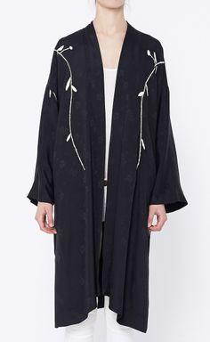 Ralph Lauren Collection Black And White Jacket | VAUNTE