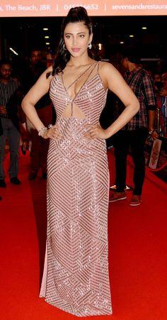 Shruti Haasan at #SIIMA2015. #Tollywood #Kollywood #Bollywood #Fashion #Style #Beauty #Sexy #Hot