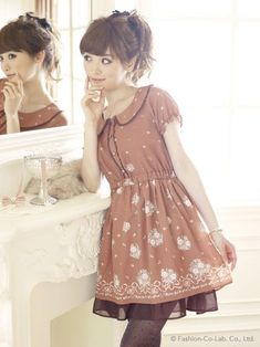 LODISPOTTO ( Japanese Fashion ) | Asia fashion | Pinterest