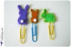 bunny bookmarks