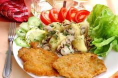 Kotlet schabowy (Polish Pork Chop)
