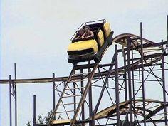Wildcat Roller Coaster Photos, Martin's Fantasy Island