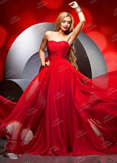 Вечернее платье BB186B