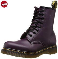 Dr. Martens 1460Z DMC SM-PU, Damen Stiefel, Violett (Purple), 37 EU (*Partner-Link)
