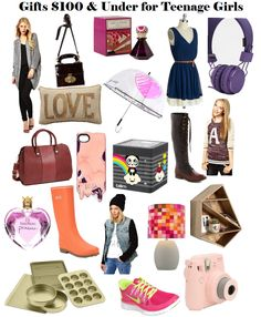 jessydust | A Toronto Style & Fashion Blog: 2013 Holiday Gift Ideas for Teen Girls (Under $50 and $100)