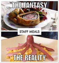 Don't say it ain't so, it is and you know it! :-) #Chefs #FamilyDinner