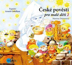 CD-České pověsti pro malé děti 2