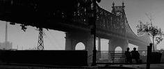 Manhattan- Gordon Willis cinematography