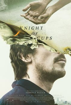 Knights of cups - Poster