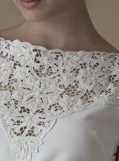 Uluwatu Handmade Balinese Lace - Online Store - Coral Dress available on www.uluwatu.co.id