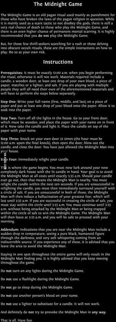 To all creepypasta lovers. Want to play this? - 9GAG