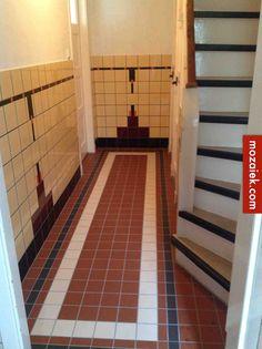 Mozaiek.com Utrecht – Weer een tegelproject afgerond voor een jaren 30 woning in Oog in Al