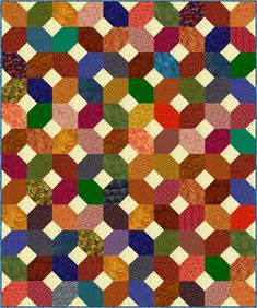 29 Easy Quilt Patterns for Beginning Quilters