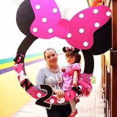i will do for mickey mouse Minie Mouse Party, Minnie Mouse 1st Birthday, Minnie Mouse Baby Shower, Mickey Party, Minnie Mouse Pinata, Minnie Mouse Theme Party, 3rd Birthday Parties, 2nd Birthday, Birthday Ideas