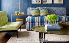 Bold Furniture, Neutral Accents - Gilt Home