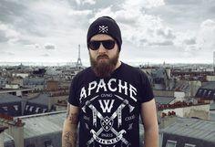 T-shirt Apache Noir http://wicked-one.pl/t-shirty/22-t-shirt-apache-noir.html