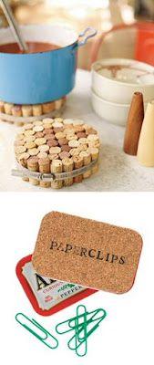 simple cork craft