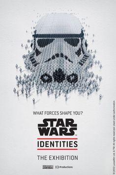 Star Wars Storm Trooper Poster.