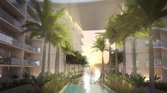 MIAMI BEACH FLORIDA NEW PROJECT PRE CONSTRUCTION