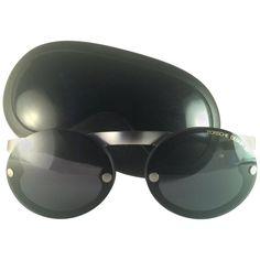 69827660c82c Mint Vintage Porsche Design By Carrera 5694 Round Matte Sunglasses Austria