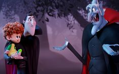 Download wallpapers 4k, Hotel Transylvania 3, poster, 2018 movie, 3D-animation