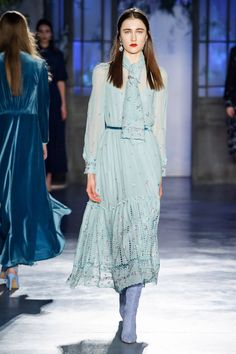 Luisa Beccaria Fall 2019 Ready-to-Wear Collection - Vogue