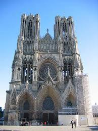 Notre Dame de Reims;1211/1475;stile gotico;Reims,Francia.