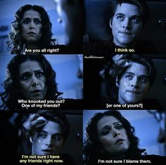 Mama Mccall and Toddler Nolan Teen Wolf 6b, Teen Wolf Funny, Stydia, Sterek, Best Tv Shows, Best Shows Ever, Melissa Mccall, Froy Gutierrez, Wolf Lodge