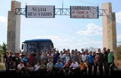 DEM REALIZA GRANDE EVANGELISMO EM AMPARO PB Dias 2, 3 e 4 de setembro. Esses dias ficarão marcados na história da evangelização de Amparo no Cariri .