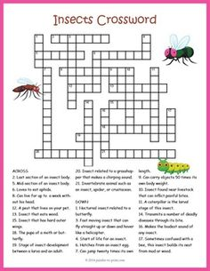 Planets - Printable Crossword Puzzles for Kids | Solar ...