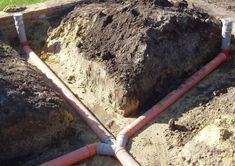 глубина канализации в частном доме Eco Deco, Plumbing, Foundation, How To Plan, Electric, Construction, Future, Gardening, Dreams