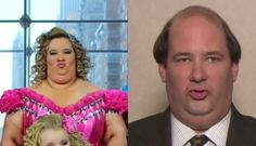 Honey Boo Boos mom... Kevin Malone.... stuff-that-makes-me-happy