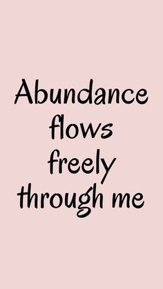 Positive Affirmations Quotes, Wealth Affirmations, Morning Affirmations, Law Of Attraction Affirmations, Affirmation Quotes, Positive Quotes, A Course In Miracles, Manifesting Money, Positive Vibes Only