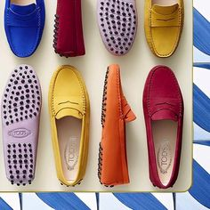 Choose your Tod's #tods #drivingshoes #loafers http://www.mosmoda.com/Tods