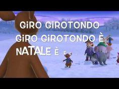 Girotondo di Natale - testo - YouTube