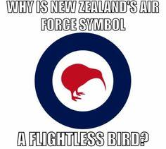 New Zealand being new Zealand
