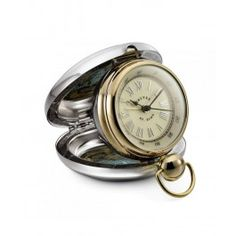 Apreciaza-ti sefa de 40 de ani cu un cadou personalizat, un ceas de birou St. ELMO Dalvey care se va transforma intr-o amintire frumoasa Elmo, Vintage Travel Decor, Travel Alarm Clock, Contemporary Desk, Pocket Watch, Gold, Stuff To Buy, Scottish Highlands, Pierre Cardin