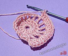 Horgolt tojástakaró minták 4. - Kreatív+Hobby Alkotóműhely Easter Crochet, Doily Patterns, Chrochet, Doilies, Easter Eggs, Hand Embroidery, Free Pattern, Crochet Earrings, Jewelry