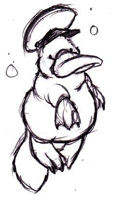 Platypus by ShoJoJim on deviantART