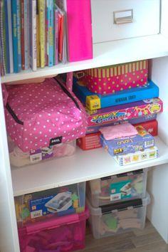 Home Vanilla: Toivepostaus: lastenhuoneen lelujen säilytys