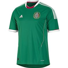 adidas Mexico home jersey Gold Cup/Copa America 2011