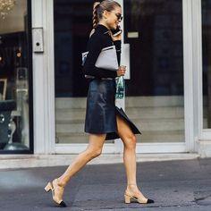 GlamBARBIE | Leather coat