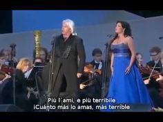 Anna Netrebko and Dmitri Hvorostovsky sing Udiste Come albeggi from Verd...
