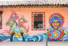 Guache and Rodez (...) - La Candelaria, Bogotá (Colombia)